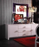 VIG Furniture VGAA612-180 AA612-180 Champagne Buffet