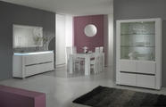 VIG Furniture VGACCELITE-WHT Elite - Modern White Italian Dining Table