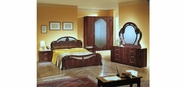 VIG Furniture VGACCMELANIA Melania - Italian Classic 5PC Bedroom Set