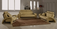 Vig Vgbnb201-3 Divani Casa Bentley-Modern Leather Sofa Set