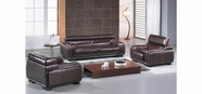Vig Vgbnbo3919 Bo 3919 Modern Leather Sofa Set