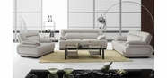 Vig Vgbnbo3929B Divani Casa 3929B-Modern Leather Sofa Set