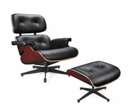VIG Furniture VGBNEC-015 EC-015 - Modern Leather Lounge Chair