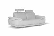 Vig Vgca712 712-Modern Italian Leather Sofa Set