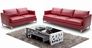 Vig Vgca949 949-Modern Italian Leather Sofa Set