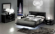VIG Furniture VGCALASTAR01 LA STAR - Composition 01 - Modern Italian Bed Set