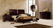 VIG Furniture VGCAMISSITALIA04 Miss Italia - Composition 04 - Italian Platform Bed Group
