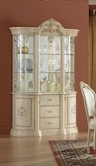 VIG Furniture VGCAROSSELLA-3CH Rossella - Classic 3 Door China Cabinet
