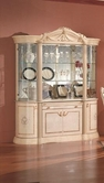 VIG Furniture VGCAROSSELLA-4CH Rossella - Classic 4 Door China Cabinet