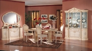 VIG Furniture VGCAROSSELLA Rossella Traditional Dining Set Made in Italy