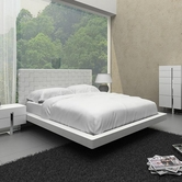 VIG Furniture VGCN1301-B2 Voco - Modern White Bedroom Bed
