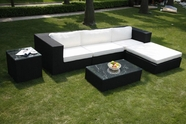 VIG Furniture VGCW2903L 2903L Outdoor Sectional Sofa With Back Cushion
