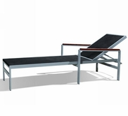 VIG Furniture VGCWS3055 S-3055 Outdoor Chaise Lounge