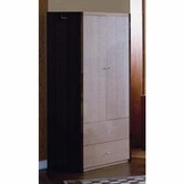 VIG Furniture VGDAFLIZA-ARM Liza - 2 door Armoire