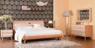 VIG Furniture VGDAFVERONA-S Verona - Contemporary Lacquer Bedroom Set