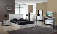 VIG Furniture VGDHOXFORD Oxford - Modern Glossy Bedroom Set