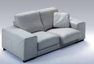 VIG Furniture VGDILUXOR Luxor Italian Leather Sofa Set