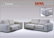 Vig Vgdiluxor Luxor Italian Leather Sofa Set