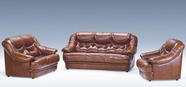 Vig Vgdimalaga Malaga-Sofa Set-Made In Italy