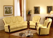 Vig Vgdimdaniela Daniela-Made In Italy Classic Sofa Set