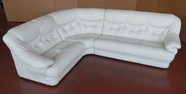 VIG Furniture VGDIMMALAGA-WHT Malaga White - Dima Salotti Made in Italy Sectional Sofa 2