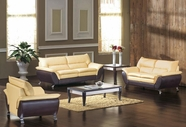 Vig Vgdm2819 Divani Casa 2819-Modern Bonded Leather Sofa Set