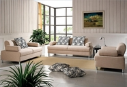 VIG Furniture VGDM2922 2922 - Fabric Sofa Set