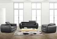 Vig Vgdm3012 Divani Casa 3012-Modern Bonded Leather Sofa Set