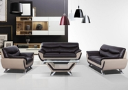 Vig Vgdm3035C Divani Casa 3035C-Modern Leather Sofa Set