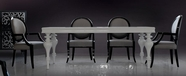 VIG Furniture VGDVLS212-VGDVLS303B Bella Dining Set