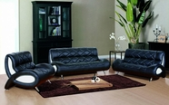 Vig Vgev-Sp-7075 7075-Modern Bonded Leather Sofa Set