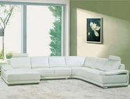 VIG Furniture VGEV-SP-8007 8007 - Modern Bonded Leather Sofa Set