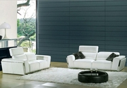 VIG Furniture VGEV-SP-8010 8010 - Modern Bonded Leather Sofa Set
