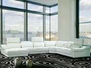 VIG Furniture VGEV-SP-8022 8022 - Modern Bonded Leather Sofa Set