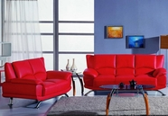 VIG Furniture VGEV-SP-9908 9908 - Modern Bonded Leather Sofa Set