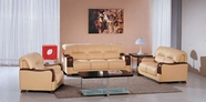 VIG Furniture VGEV2109 2109 Modern Leather Sofa