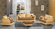 Vig Vgev2222 2222 Contemporary Modern Leather Sofa Set