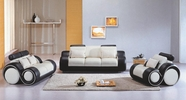 VIG Furniture VGEV4088-1 Divani Casa 4088 - Contemporary Leather Sofa Set