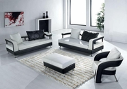 Vig Vgev5577 Ev 5577-Contemporary Leather Living Room Furniture