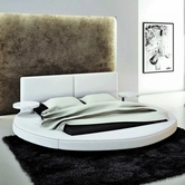 VIG Furniture VGEVB383B Atlas - Modern Round Bed