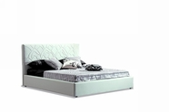 VIG Furniture VGEVB389 389 - Modern Eco-Leather Bed