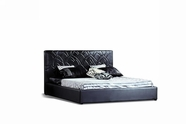 VIG Furniture VGEVB389B 389B - Modern Eco-Leather Bed