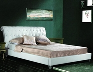 VIG Furniture VGEVB392 392 - Transitional Eco-Leather Bed
