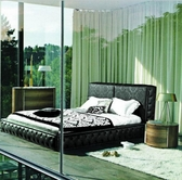 VIG Furniture VGEVB540 540 - Modern Eco-Leather Bed
