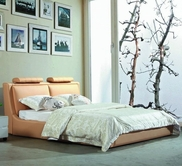 VIG Furniture VGEVB702X 702X - Modern Eco-Leather Bed