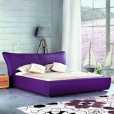 VIG Furniture VGEVBB350 B350 - Modern Eco-Leather Bed
