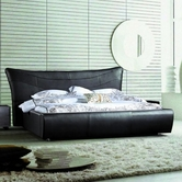 VIG Furniture VGEVBB350B B350B - Modern Eco-Leather Bed