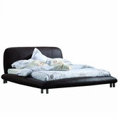 VIG Furniture VGEVBB800B B800B - Modern Eco-Leather Bed