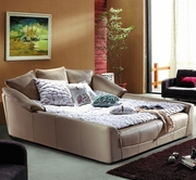 VIG Furniture VGEVBB801 B801 - Modern Eco-Leather Bed