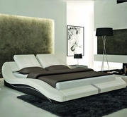 VIG Furniture VGEVBS608 S608 - Contemporary Eco-Leather Bed